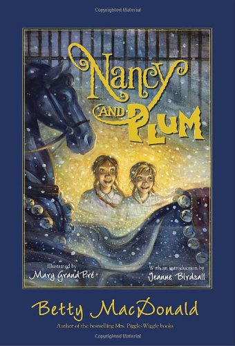 Nancy and Plum, Betty MacDonald