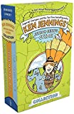 img - for Ken Jennings' Junior Genius Guides Collection: Maps and Geography; Greek Mythology; U.S. Presidents book / textbook / text book