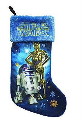 Star Wars R2D2 and C3PO Christmas Stocking
