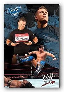 WWE - Miz Wall Poster 22 X 34 Poster Print, 22x34