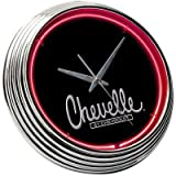 Chevelle Neon Clock at Amazon.com