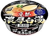 寿がきや 京都濃厚白湯ラーメン 119g×12個