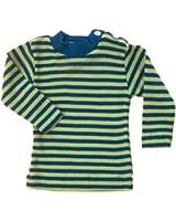 Baby Pulli, Wolle Seide, Engel Natur, Gr. 62/68 - 110/116, 2 Farben