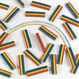 25 Rainbow Design Crayons - Stationery & Crayons