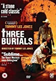 The Three Burials Of Melquiades Estrada [DVD]