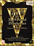 img - for The Morrowind Prophecies: Game of the Year Edition Official Strategy Guide book / textbook / text book