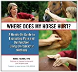 img - for Where Does My Horse Hurt? by Renee Tucker (2011) Spiral-bound book / textbook / text book