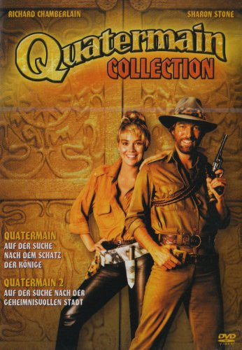 Quatermain Collection [2 DVDs]