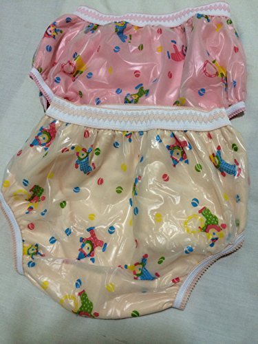 Cloth Diaper Potty Training Toddler Underwear Pull Up Plastic Panty Mess Free Waterproof Reusable front-62748