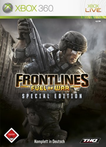 Frontlines: Fuel of War - Special Edition (exklusiv bei Amazon.de)