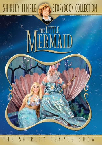 amazon   shirley temple the little mermaid shirley