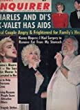 img - for National Enquirer Newspaper, August 26 1986 Kenny Rogers,Madonna,Charles and Pincess Diana,Dolly P. book / textbook / text book