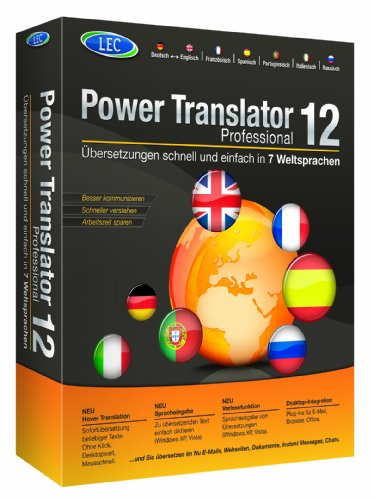 Power Translator 12 Professional