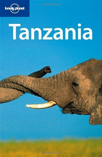 Lonely Planet Tanzania (Country Travel Guide) [Paperback]