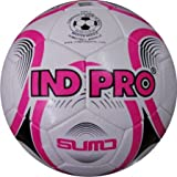 Indpro Unisex Sumo Football 5 Black Pink