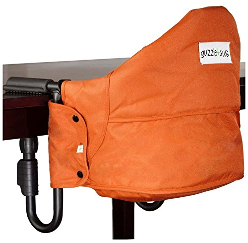 guzzie+Guss Perch Hanging Highchair - Orange - 1
