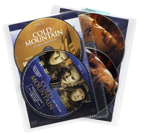 Atlantic 74604729 Movie Sleeves (Dvd Insert Covers compare prices)