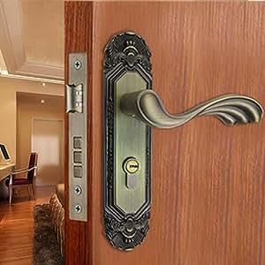 european bronze interior door locks bedroom door lock set amazon