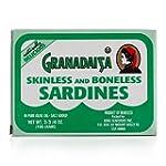 Granadaisa - Skinless & Boneless Sard...