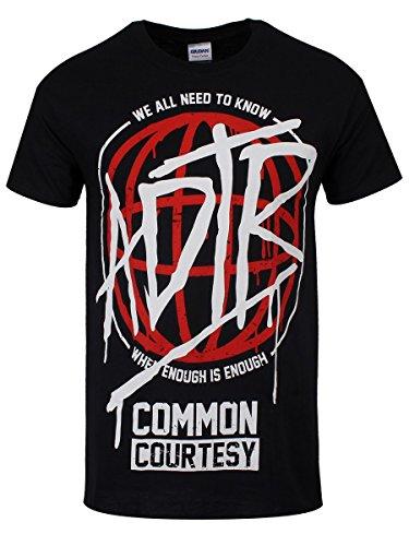 A Day To Remember -  T-shirt - Stampa  - Uomo nero Medium