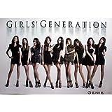 6210-M Snsd Girl Generation Genie Korea Girl Group Pop Dance Music Wall Decoration Art Prints Poster Size 35'x23.5'