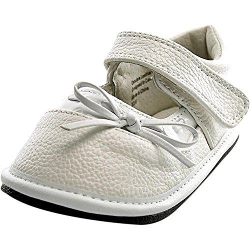 Jack and Lily My Shoes Infant US 12-18 Months White Mary Janes (Jack And Lily Girl Shoes compare prices)