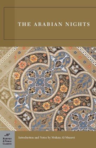 the-arabian-nights-barnes-noble-classics