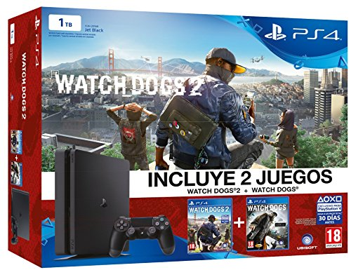 playstation-4-slim-ps4-1tb-consola-watch-dogs-2-watch-dogs