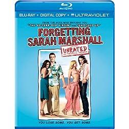 Forgetting Sarah Marshall (Blu-ray + Digital Copy + UltraViolet)