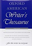 img - for Oxford American Writer's Thesaurus by David Auburn (2012-08-24) book / textbook / text book
