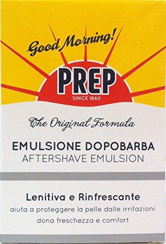Prep Emulsione Dopobarba in Vetro - 90 gr