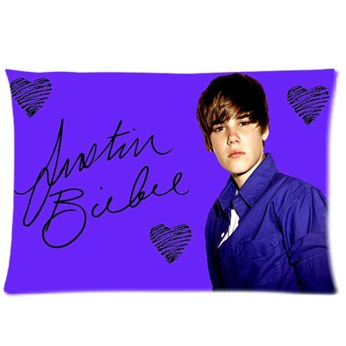 Butuku Custom Justin Bieber Pillowcase Standard 20X30 (One Side) Pillow Cover Plc-70 front-385470