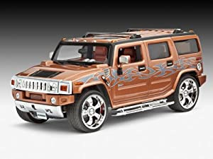 Revell 1:25 Scale Hummer H2