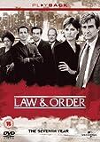 Law & Order - Season 7 [Import anglais]