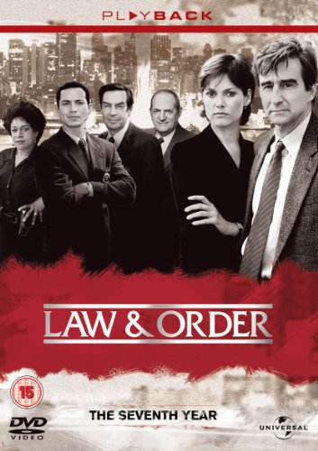 LAW AND ORDER - SERIES 7 - COMPLETE [IMPORT ANGLAIS] (IMPORT)  (COFFRET DE 6 DVD)