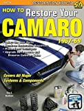 img - for How to Restore Your Camaro 1967-1969   [HT RESTORE YOUR CAMARO 1967-19] [Paperback] book / textbook / text book