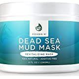 Foxbrim Dead Sea Mud Revitalizing Mask, 8 fl. oz.