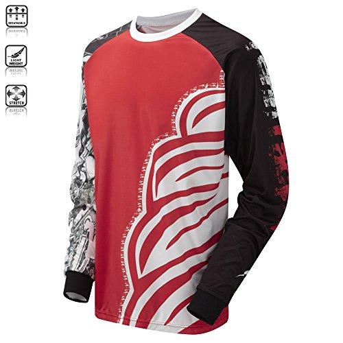 Tenn Mens Rage MTB/Downhill Cycling Jersey