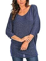 MADEMOISELLE LOLA Jersey Mathilde (Azul)