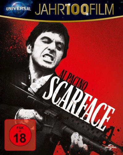 Scarface - Ungekürzte Fassung - Jahr100Film [Blu-ray]