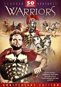 Warriors 50 Movie Pack Collection