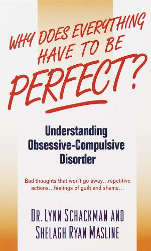 Why Does Everything Have To Be Perfect? (The Dell Guides For Mental Health) front-785312