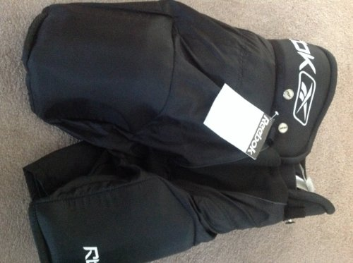 Reebok RBK Crosby SC87-1 jr hockey shorts pants medium M junior (Reebok Hockey Pants compare prices)