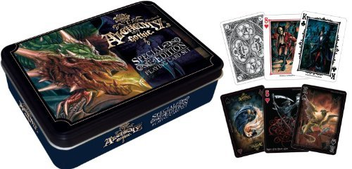 Alchemy Playing Card Gift Tin