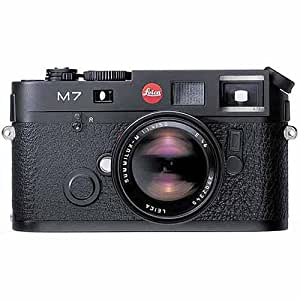 Leica M7  35mm Rangefinder Camera with 0.72 Viewfinder and 50mm f/2.0 Lens 10546