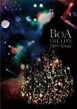 BoA DVD 「BoA THE LIVE 2009 X'mas」