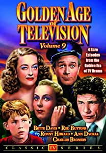Golden Age of Television, Volume 9: Tippy Top / Stranded / Close-Up / A Chain of Hearts