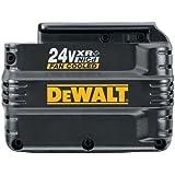 DEWALT DW0242 24-Volt 2.4 Amp Hour NiCd Slide Style Battery