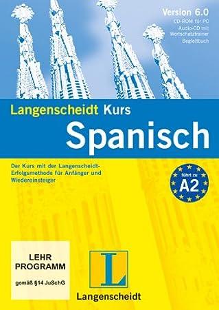 Langenscheidt Kurs Spanisch 6.0