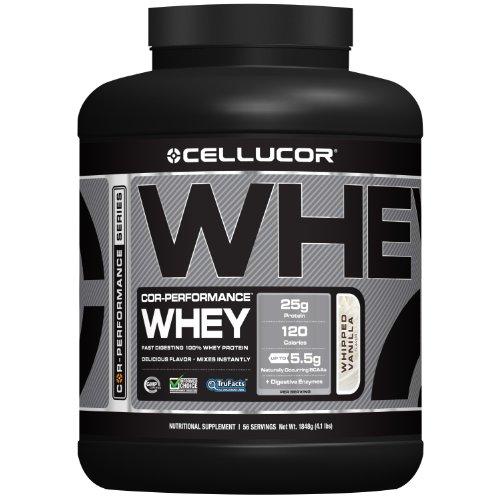 Cellucor Performance Whey Protein Supplement, Vanilla, 4 Pound